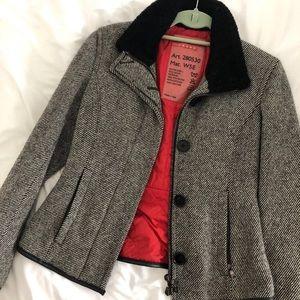 Prada Vintage Wool Coat Italy size 40
